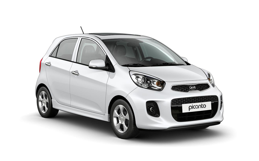 PICANTO 1.0 Active (Unleaded) - 05 Marce - 5 Porte - 49 KW