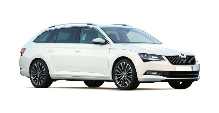 SUPERB SW 2.0 Tdi Ambition 110kw (Diesel) - 06 Marce - 5 Porte - 110 KW