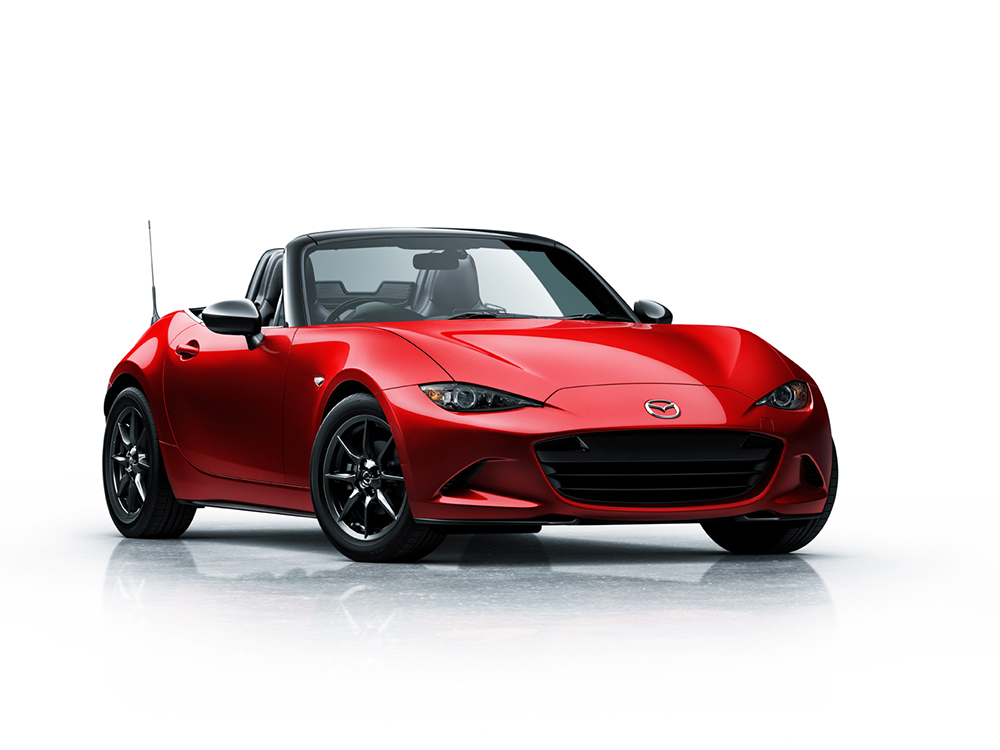 MX-5 2.0l Skyactive-G 160cv St Exceed (Unleaded) - 06 Marce - 2 Porte - 118 KW