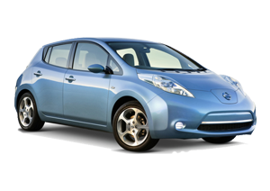 LEAF Visia Plus Nissan 30kwh Connect2 (Elettrico) - 05 Marce - 5 Porte - 80 KW