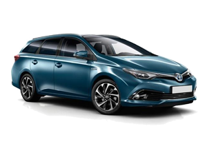 AURIS Hybrid Business (Ibrida) - UA Marce - 5 Porte - 100 KW