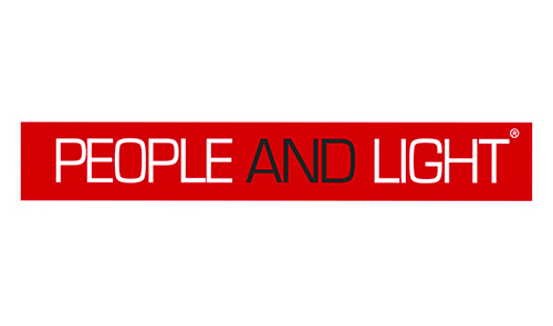 People and light